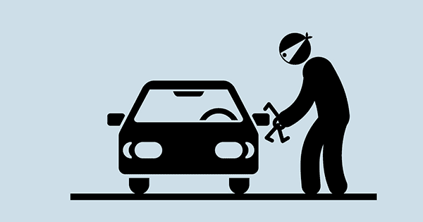 5 Simple Steps to Make a Car Theft Claim.