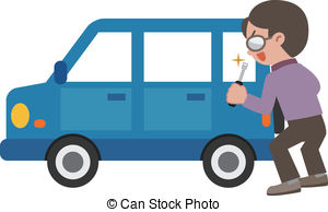 Car Thief Clipart.