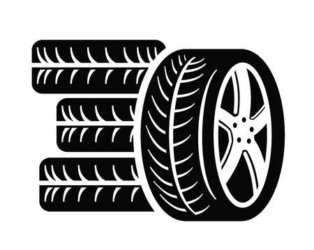 60,333 Tire Cliparts, Stock Vector And Royalty Free Tire Illustrations.