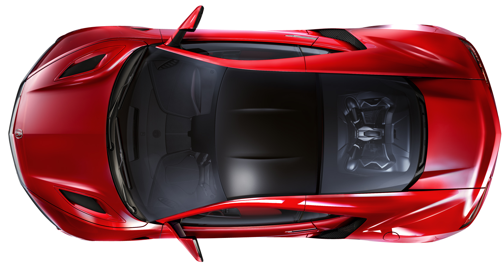 Download Car Top View PNG Image for Free.