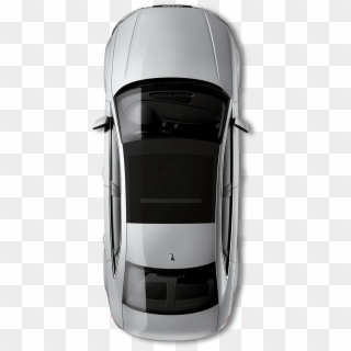 Car Top View PNG Transparent For Free Download.