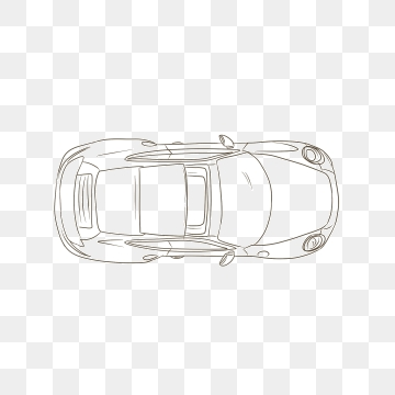Car Top View Png, Vector, PSD, and Clipart With Transparent.
