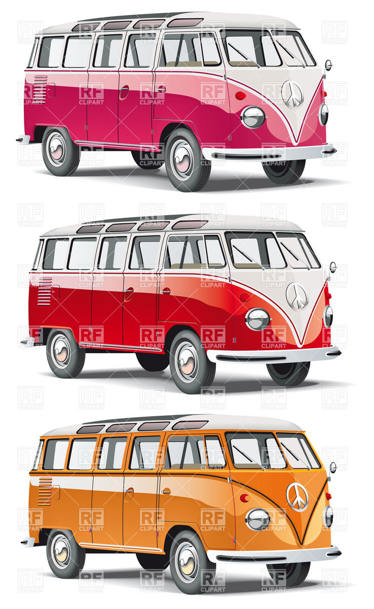 Hippie Bus Downloads Car Town Forums Skins And Templates Picture.