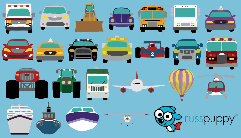 Kids Car Town 2.