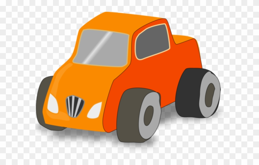 Vehicle Clipart Toy Car.
