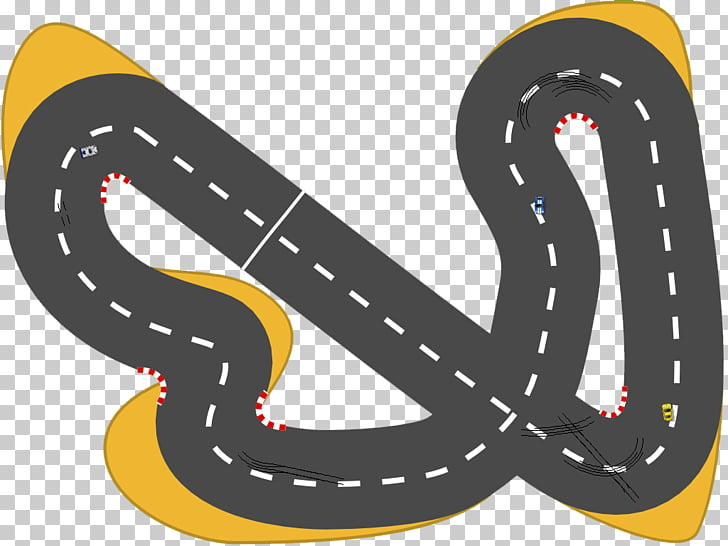 Car Race track Auto racing , Track PNG clipart.
