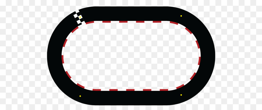 456 Race Track free clipart.