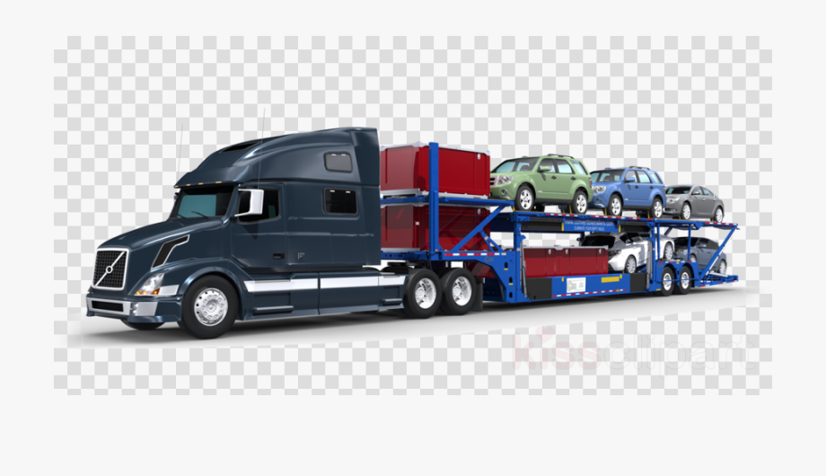 Download Car Trailer Png Clipart Car Carrier Trailer.