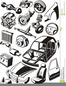 Car Transmission Clipart.