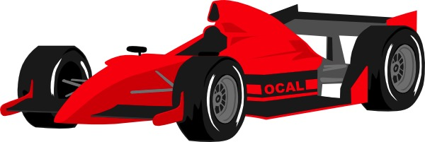 Race Car Clipart Transparent.