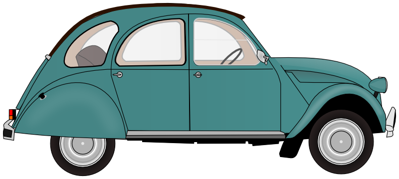Car transportation clip art.
