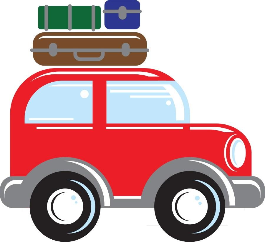 Car travel clipart 6 » Clipart Portal.