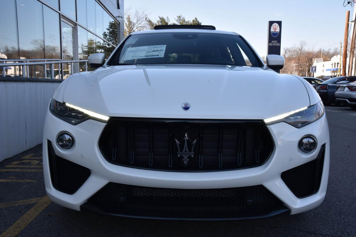 Maserati Levante Trofeo 1 Of 50. AWD.