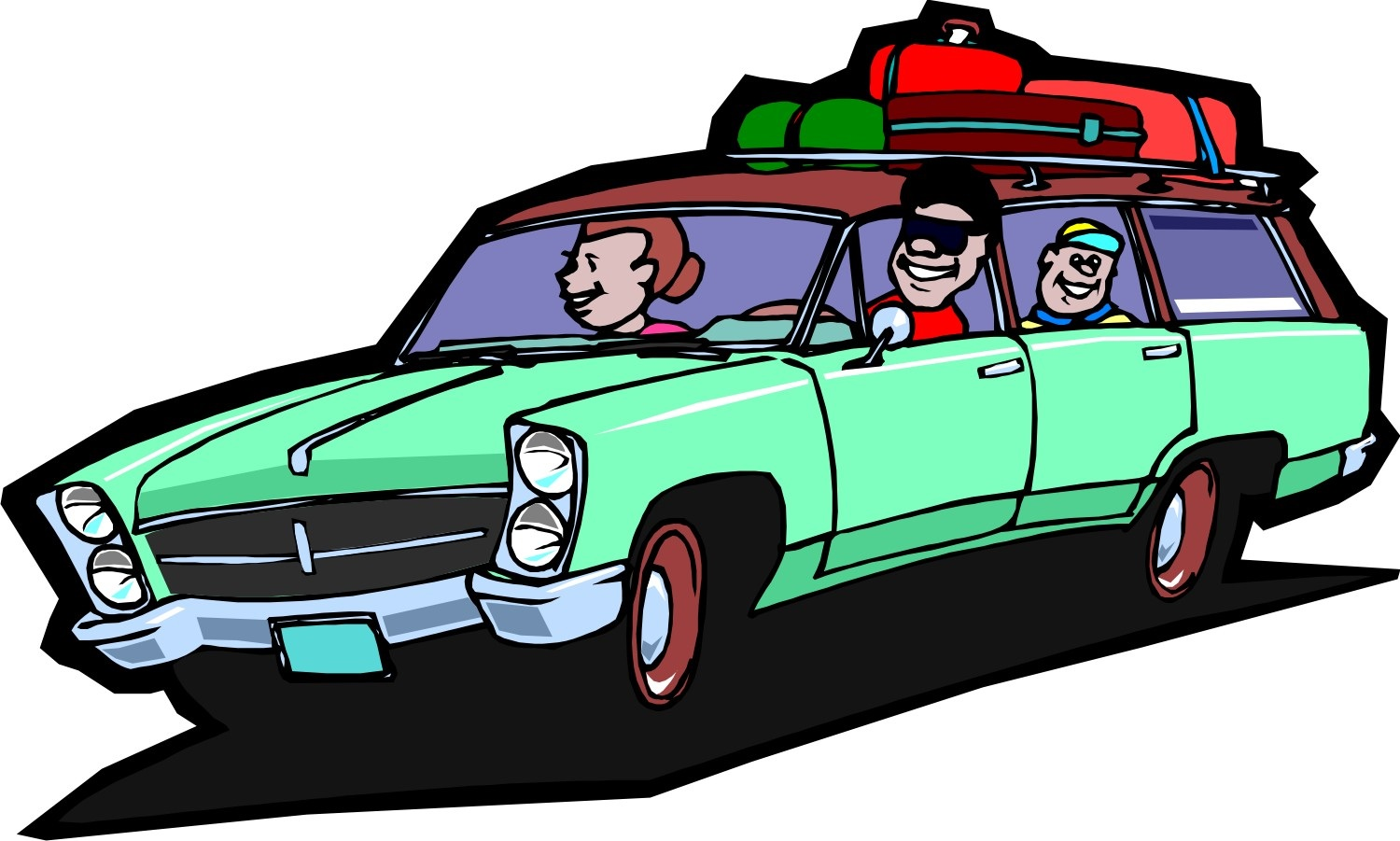 Free Car Trip Cliparts, Download Free Clip Art, Free Clip Art on.