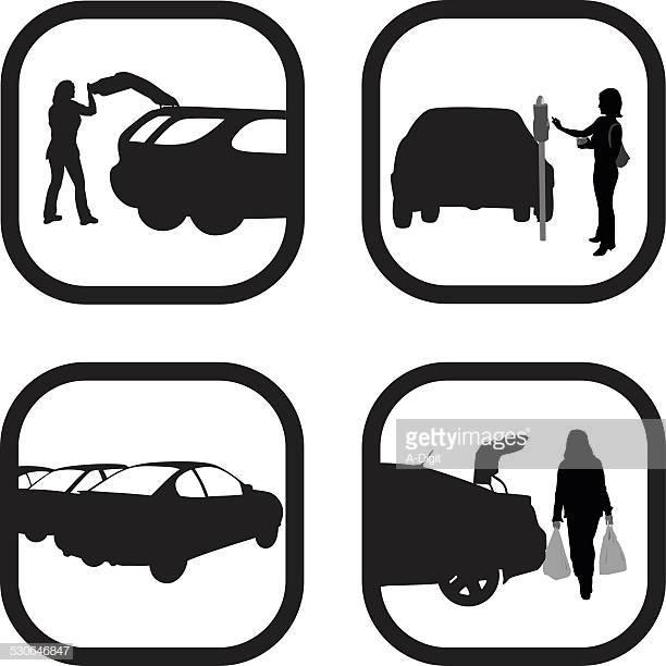 60 Top Car Trunk Stock Illustrations, Clip art, Cartoons, & Icons.