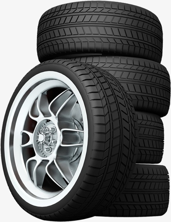Car Tires, Hub, Spare Tire PNG Image And #32570.