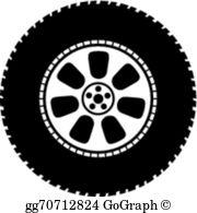 Tyre Clip Art.