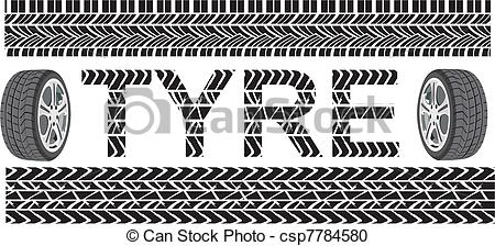Car tyre Vector Clipart EPS Images. 2,442 Car tyre clip art vector.