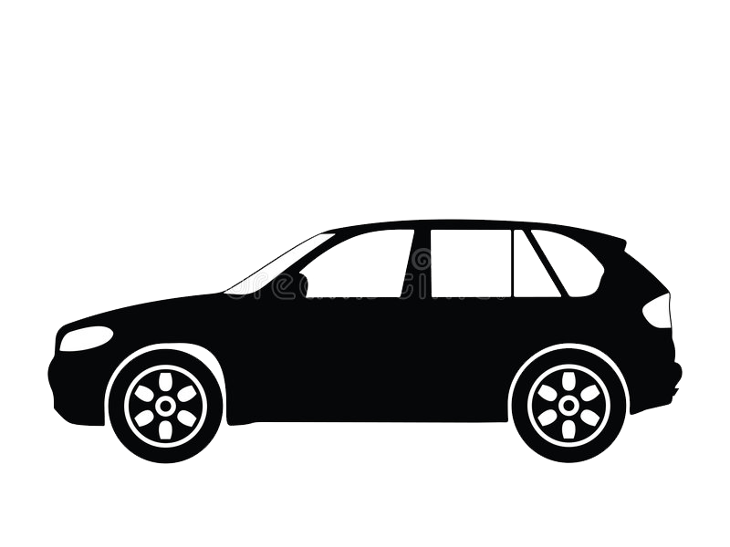 Vector Car Transparent Background.