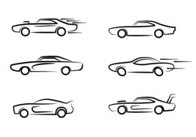 Car vector.