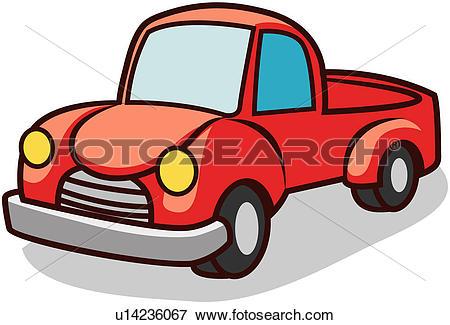 Clip Art of vehicle, car, transportation, automobile, traffic.