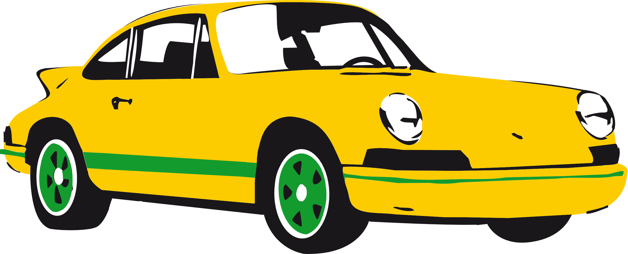 Automobile Clipart.