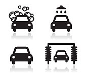 Car Wash Clip Art, Vector Car Wash.