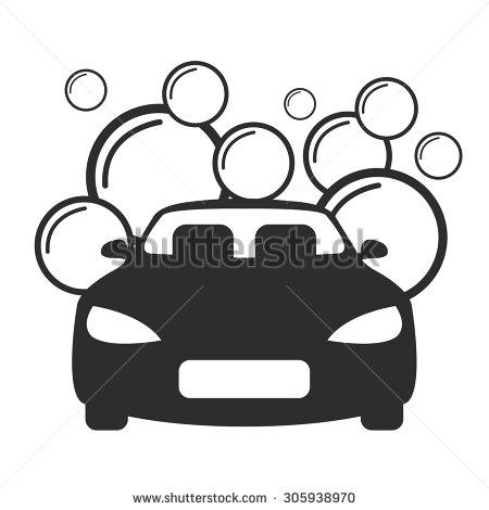 Similiar Black And White Car Wash Keywords.
