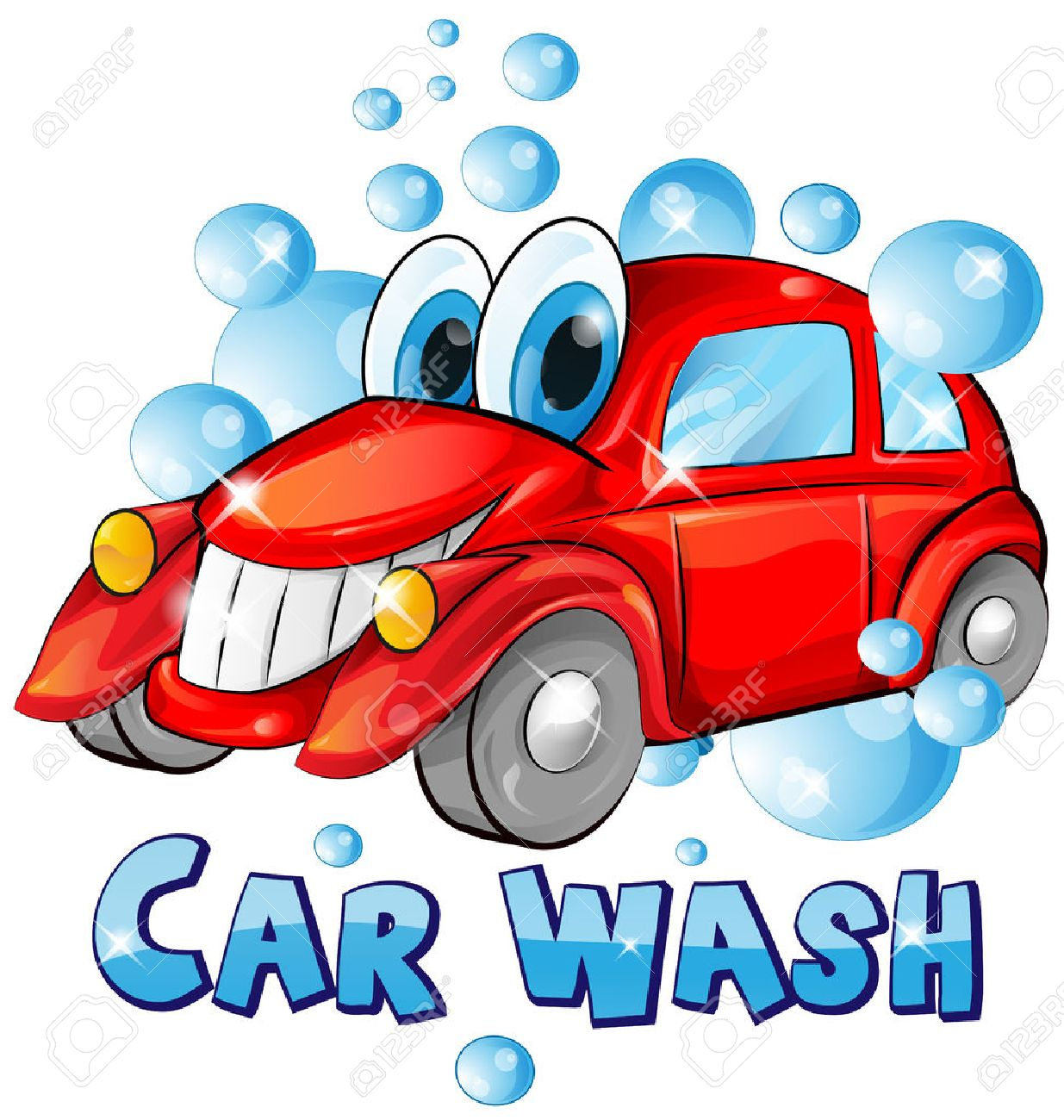 Car wash clipart free 4 » Clipart Station.