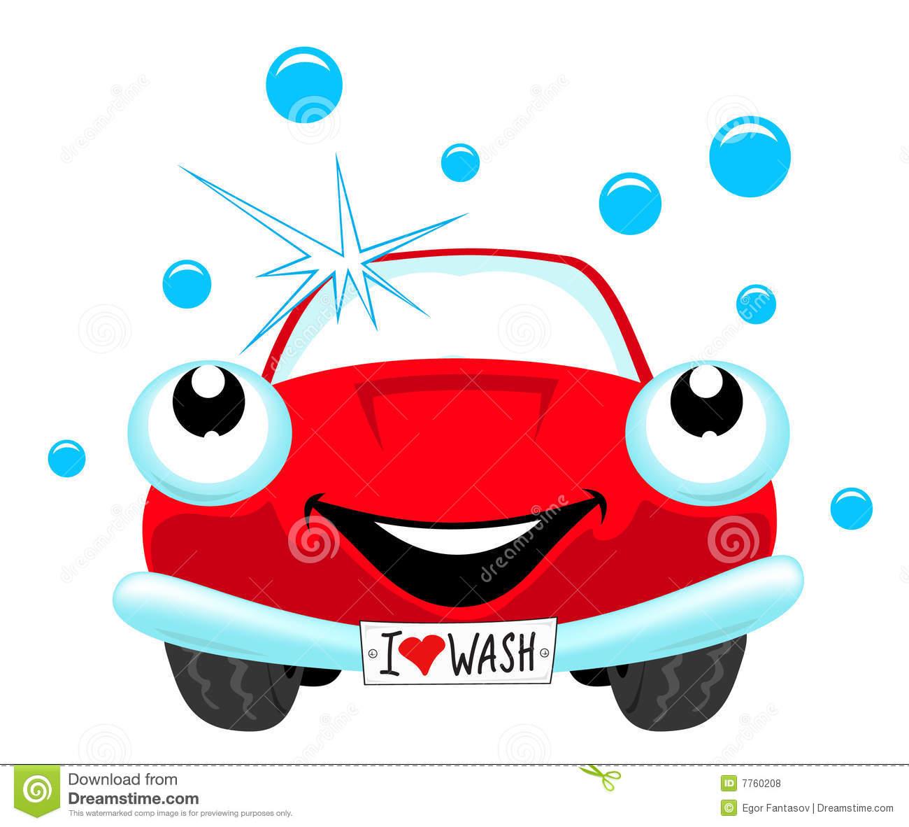 Car wash stock vector. Illustration of clipart, black.