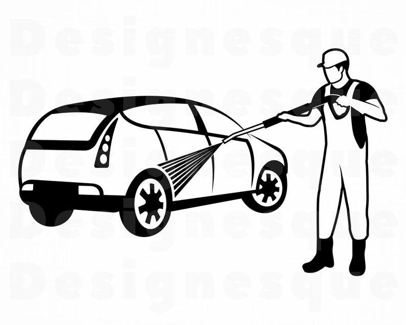 Car Wash SVG, Car Wash Clipart, Car Wash Files for Cricut, Car Wash Cut  Files For Silhouette, Car Wash Dxf, Car Wash Png, Car Wash Vector.