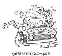 Car Wash Clip Art.