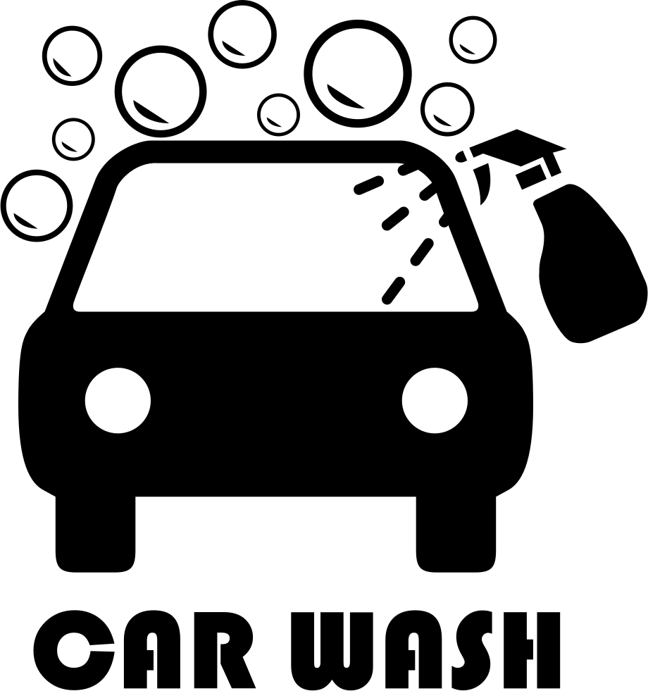 Car Wash Font.