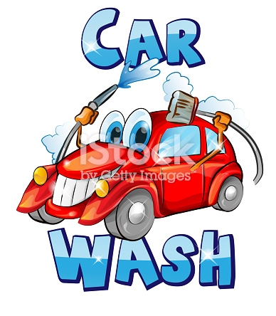 Free download of Cartoon Car Wash vector graphics and illustrations.
