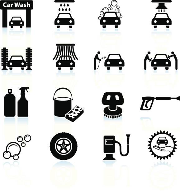 Best Car Wash Illustrations, Royalty.
