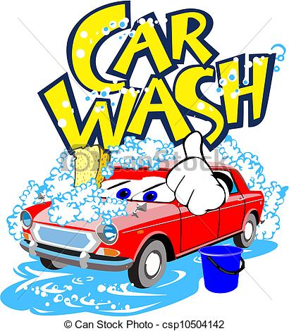 Car Wash Backgrounds Clipart.