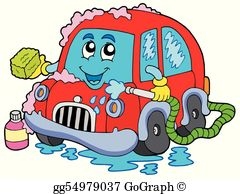 Car Wash Clip Art.