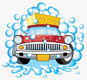 Free Carwash Clip Art with No Background.