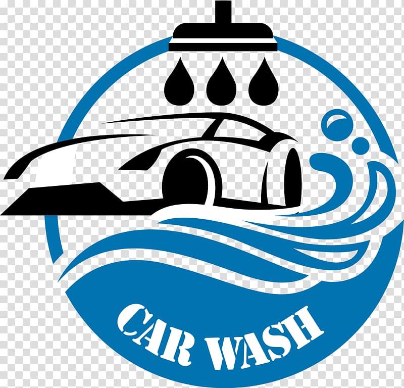 Car wash logo illustration, Car wash Audi Automobile repair.