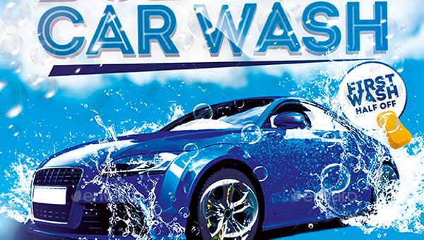 46+ Car Wash Flyer Templates.