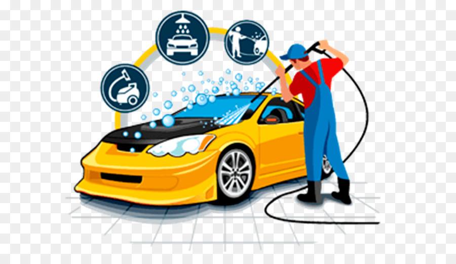 Car Wash Vector Graphics Clip Art Cleani #442806.