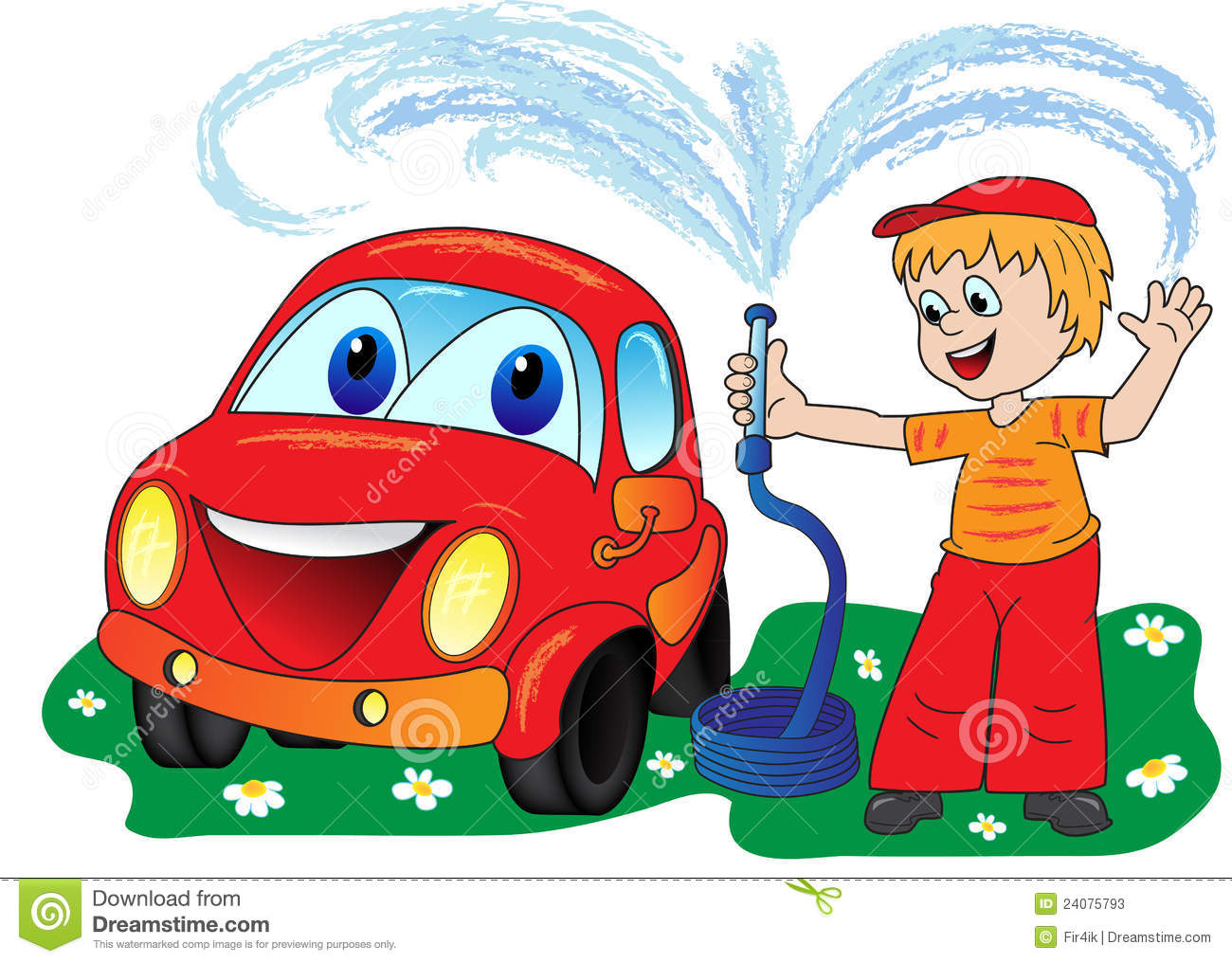 Clipart Person Washing Car 20 Free Cliparts Download