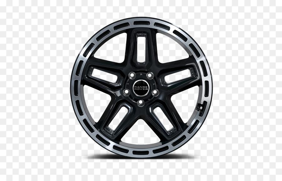 Range Rover Evoque Alloy Wheel png download.