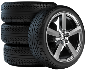Car trye and wheel PNG images.