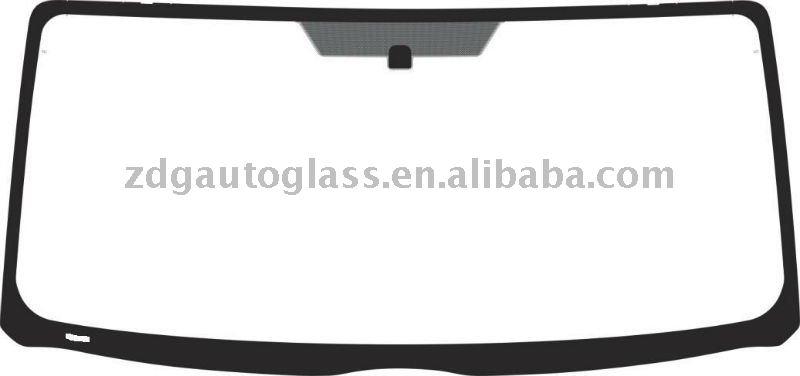 Car Window Glass / Toyota Rh200w.