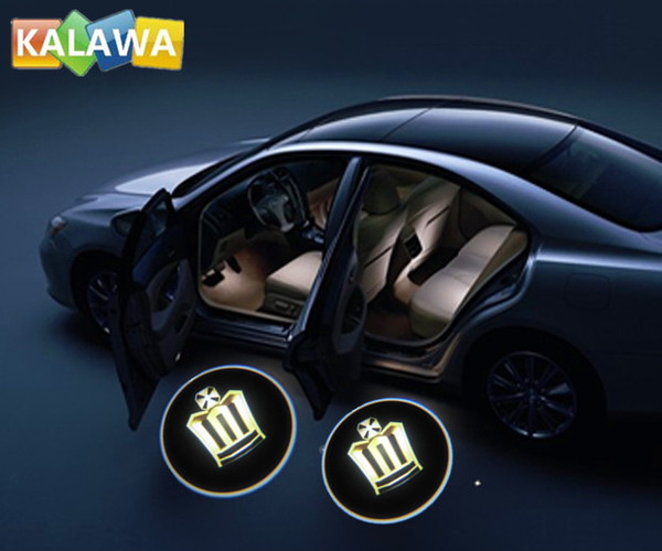 CROWN COROLLA Toyota LOGO Car Logo Light LED Welcome Light Ghost Shadow  Light B03 GGG Vehicle Company Logos Vehicle Emblems From Cnkalawa, $8.35.