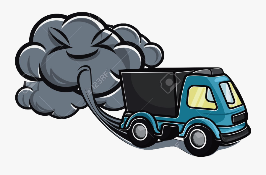 Smoke From Vehicles Clipart , Free Transparent Clipart.
