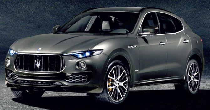 Maserati Levante: A stunning SUV @ Rs 1.8 crore.
