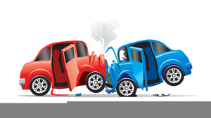 Animated Car Accident Clipart.