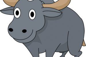 Carabao Clipart 6 » Clipart Collections #341362.
